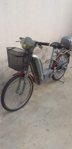 Bicicleta elétrica.  - Foto 4