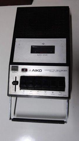 Toca fitas AIKO vintage - Foto 2
