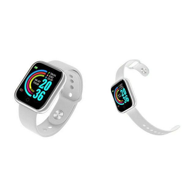 Novo Relógio Smartwatch D20 Pro Batimento Cardiaco Compatível com Android Ios