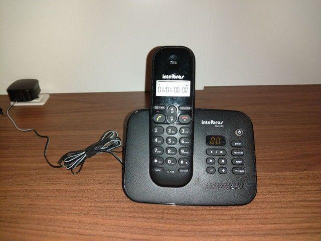 Telefone sem fio Intelbras - Foto 3