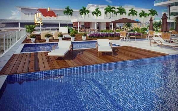 Cobertura no Ed. Premium 560 m² 5 suites 4 vagas - Umarizal + detalhes: - Foto 2