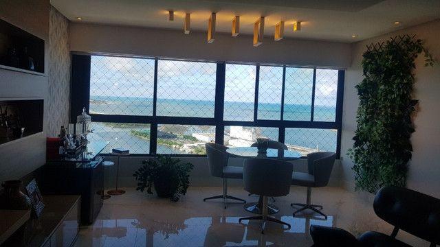 Dj- Apartamento andar alto com moveis fixos e planejados de luxo no Ed Jardim da Aurora - Foto 2