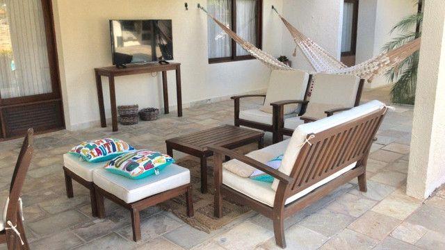 RBA Vendo casa na Praia de Serrambi, cond, fechado, terreno 15x30, 6 suítes, lazer! - Foto 17