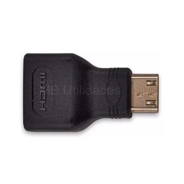 Adaptador Mini HDMI para HDMI - Foto 3