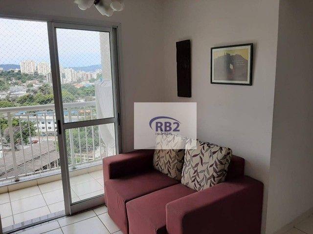 Apartamento com 3 dormitórios à venda, 79 m² por R$ 370.000,00 - Centro - Niterói/RJ - Foto 3