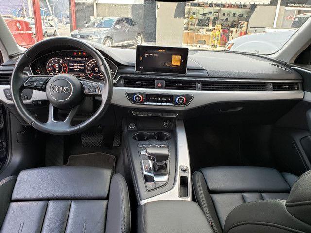 Audi A4 Launch Edition TFSI 2.0 C/ Teto Impecável - Foto 9