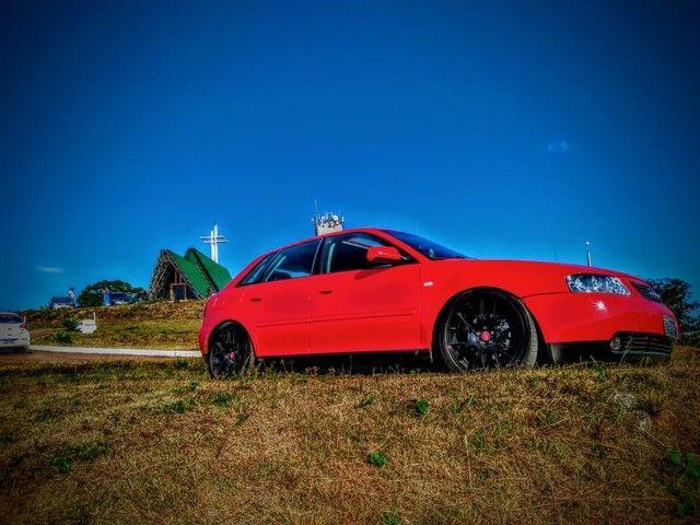 Audi A3 1.8 T com UPGRADE