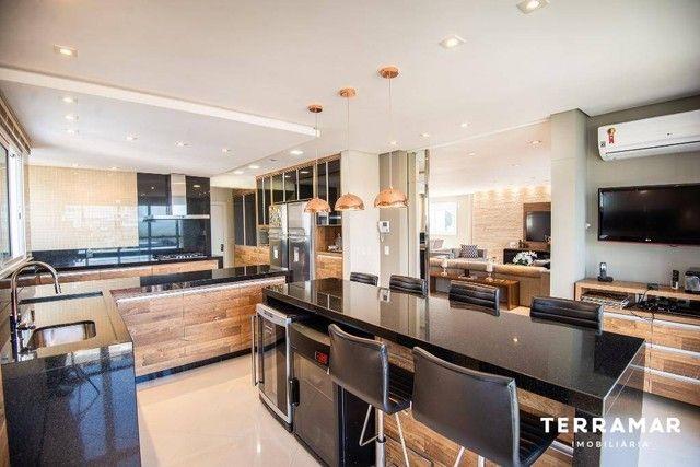 Apartamento com 3 dormitórios para alugar, 229 m² por R$ 10.000/mês - Centro - Novo Hambur - Foto 7