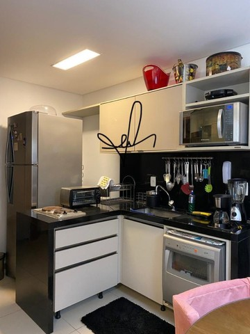 Apartamento para venda com 62 metros quadrados com 2 quartos em Muro Alto - Ipojuca - PE - Foto 6