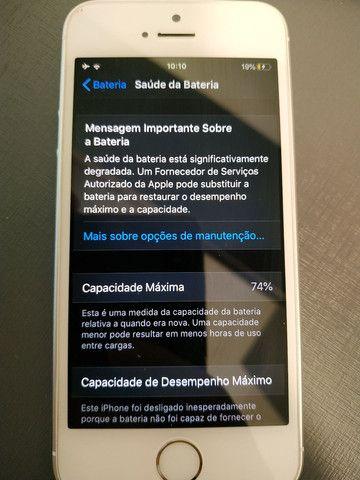 iPhone SE 16GB (USADO) - Foto 3