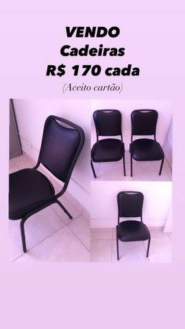 Cadeiras Courino - Escritório