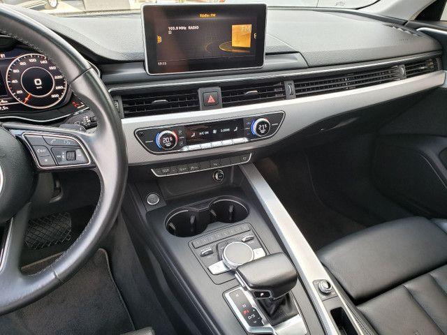 Audi A4 Launch Edition TFSI 2.0 C/ Teto Impecável - Foto 11