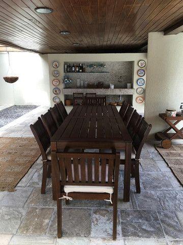 RBA Vendo casa na Praia de Serrambi, cond, fechado, terreno 15x30, 6 suítes, lazer! - Foto 9