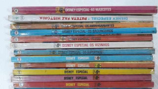 Gibis Disney especial coleção 25 revistas em quadrinhos Mickey pato Donald tio patinhas - Foto 2