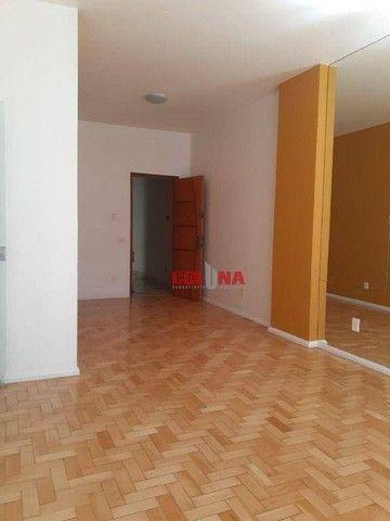 Apartamento com 3 dormitórios à venda, 110 m² por R$ 1.200.000,00 - Icaraí - Niterói/RJ - Foto 2