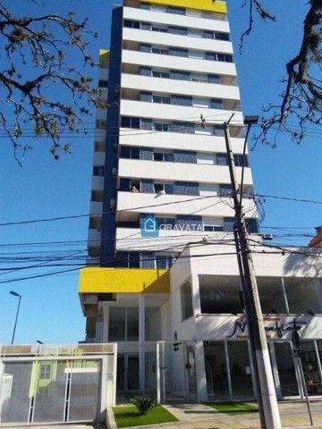 Apartamento com 2 dormitórios para alugar, 85 m² por R$ 2.200/ano - Centro - Gravataí/RS
