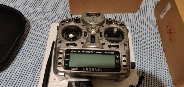 Rádio Frsky X9D Plus em estado de novo - Foto 6