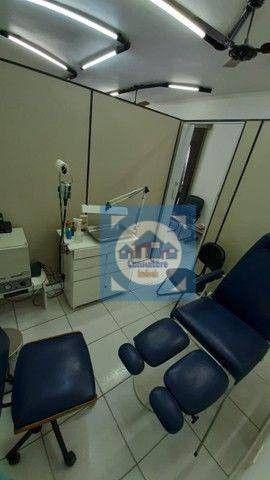 Sala para alugar, 46 m² por R$ 1.600,00/mês - Encruzilhada - Santos/SP - Foto 3