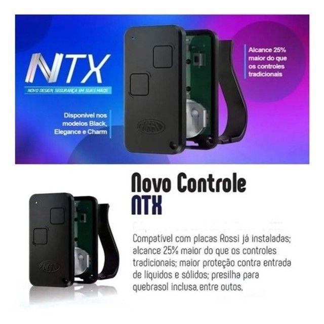 Kit Motor para Portão Eletrônico Dz Nano VIP Rossi - Foto 2