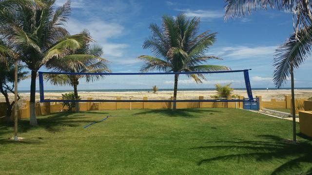 Praia do saco, aluguel, frente para o mar, pé na areia - Foto 6