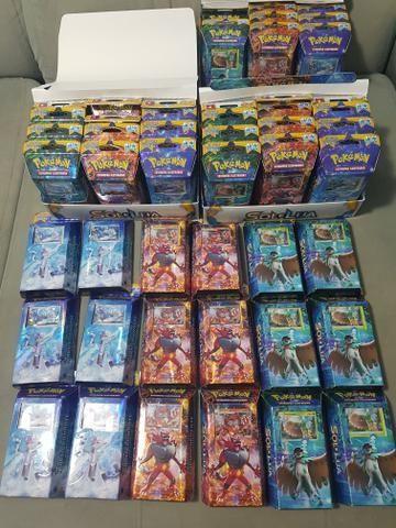 Pokémon Deck cartas