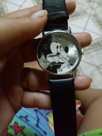 Relógio Mickey Novo