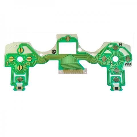 Ps4 Circuito Placa Fita Verde Flex Dualshock 4 Controle