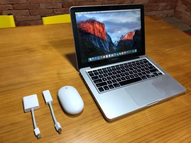 Macbook Pro 13 I5 2.5ghz 8gb Ram 500gb Hd Mid 2012