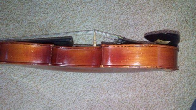 Violino Antigo Cópia De Stradivarius Luthier Ivo Incise
