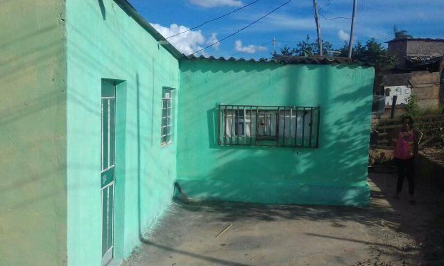 Casa no Dandara procimo céu azul barato 1 guarto sala conzinha baniro lote de esguina top