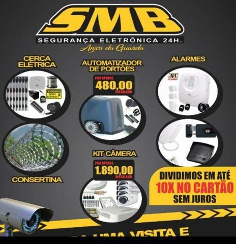 Smb segurança eletrônica