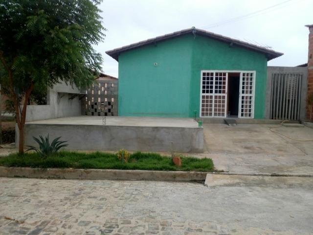 Vendo casa no Residencial Eduardo Costa