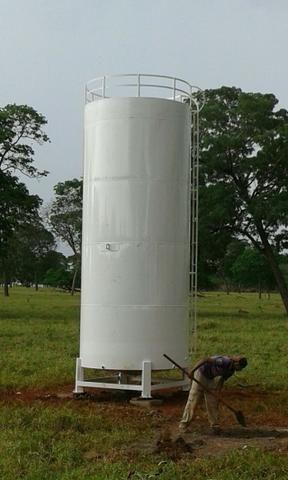 Caixa d agua metalica - Foto 5