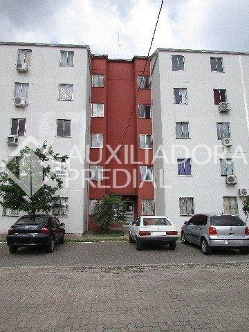 Apartamento para alugar com 2 dormitórios em Canudos, Novo hamburgo cod:244137