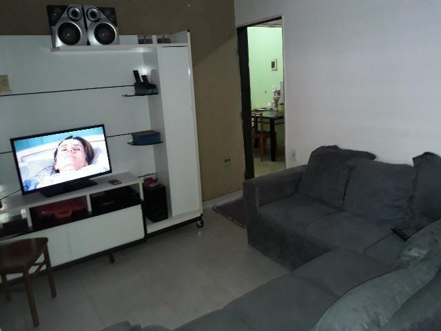 QNL 18 lote 180m² 3 quartos cerâmica forro PVC 210 mil quitada - Foto 3