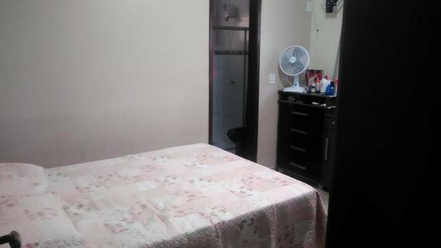 Excelente casa 3 qts, suíte na QR 310 Santa Maria, com laje, pintura nova! TOP !!! - Foto 6