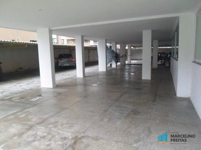 Apartamento residencial à venda, Cocó, Fortaleza - AP2611. - Foto 8