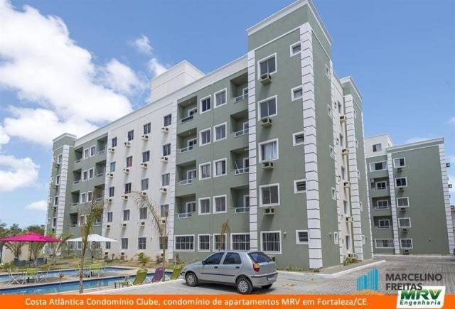 Apartamento residencial à venda, Manoel Dias Branco, Fortaleza. - Foto 2
