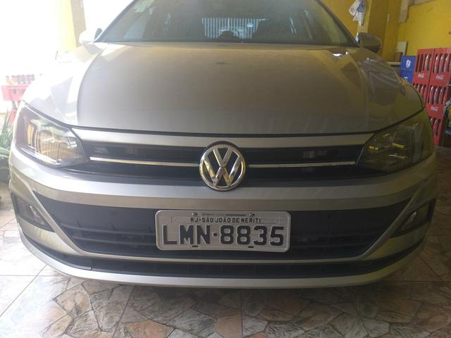 Carro VW Virtus 200 TSI Comfort Turbo 2018