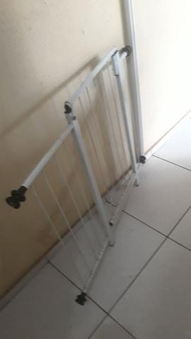 Grade Portão de Proteção Cachorro/Criança - Foto 4