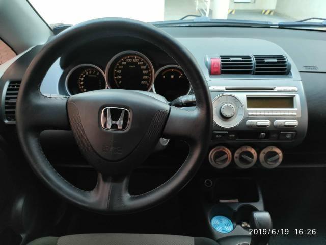 Honda Fit EX 1.5 automático 2006/2007 - Foto 11