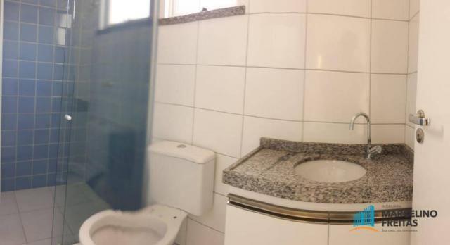 Casa com 2 dormitórios à venda, 74 m² por R$ 170.000,00 - Damas - Fortaleza/CE - Foto 7