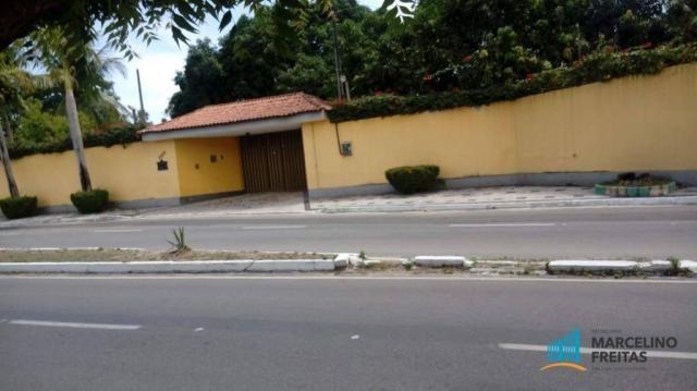 Chácara com 4 dormitórios à venda, 3960 m² por R$ 1.900.000 - Guaribas - Eusébio/CE