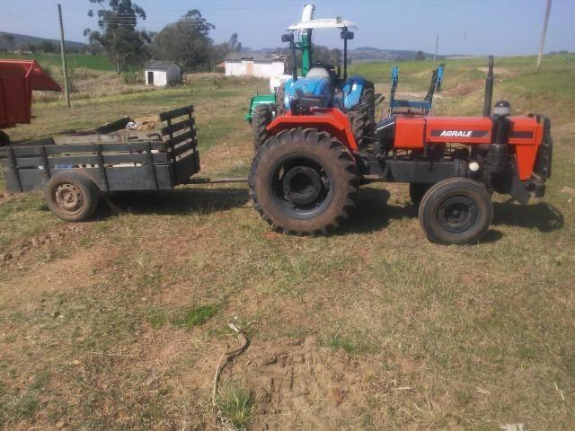Agrale 4200 ano 1996 com implementos! - Foto 3
