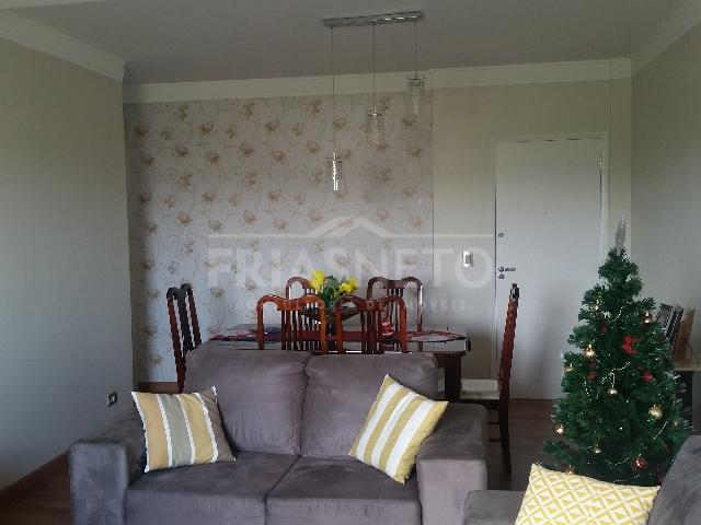 Apartamento à venda com 3 dormitórios em Vila monteiro, Piracicaba cod:V8377 - Foto 4