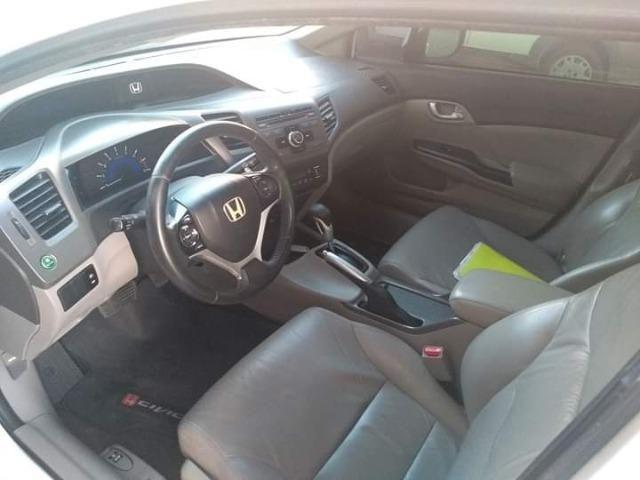 Honda Civic lxl 1.8, ano 2012/2012 automático