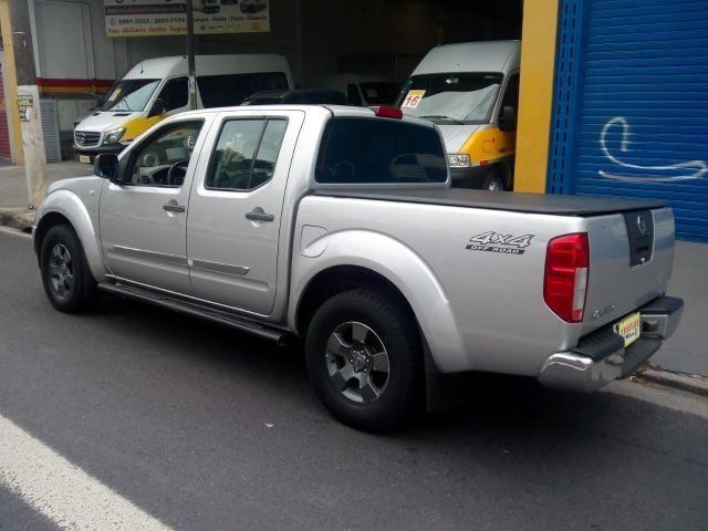 Nissan Frontier XE 2010 4x4 - Foto 3