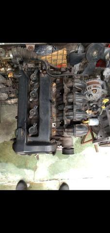 Motor Focus 2.0 flex ano 2012