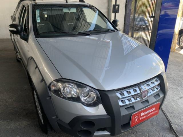 Fiat strada 2012 1.8 mpi adventure cd 16v flex 2p automÁtico