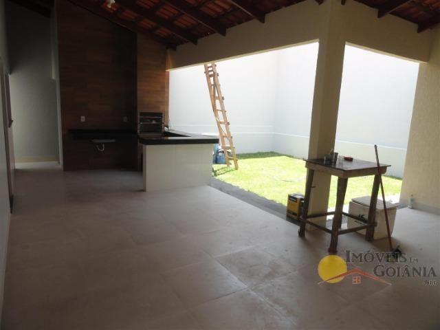 Casa de 3 Quartos para venda Sozinha no Lote de 300M² - Setor Jardim Fonte Nova - Foto 17
